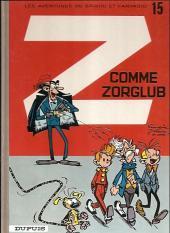 Spirou et Fantasio -15h06- Z comme Zorglub