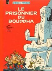 Spirou et Fantasio -14e80- Le prisonnier du Bouddha