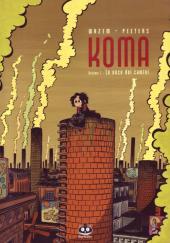 Koma (en italien) -1- La voce dei camini