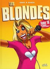 Les blondes -16- Blonde attitude !