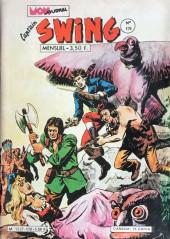 Capt'ain Swing! (1re série) -170- L'île des brumes