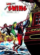 Capt'ain Swing! (1re série) -224- Par le plomb, le feu et la corde...