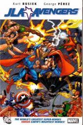 JLA/Avengers (2003) -TPB- A journey into mystery
