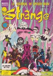 Strange -Rec070- Album N°70 (du n°209 au n°211)