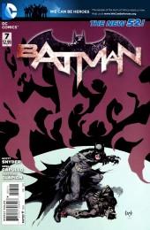 Batman (2011) -7- The talons strike!
