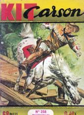 Kit Carson -258- La chasse à l'étranger