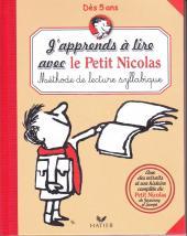 Le petit Nicolas - J'apprends à lire avec le Petit Nicolas