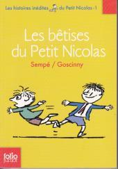 Le petit Nicolas -7 - Les bêtises du Petit Nicolas