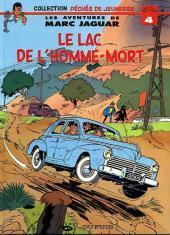 Marc Jaguar -1a1986- Le lac de l'homme-mort