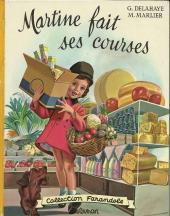 Martine -14- Martine fait ses courses