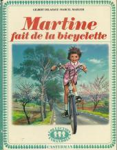 Martine -21- Martine fait de la bicyclette