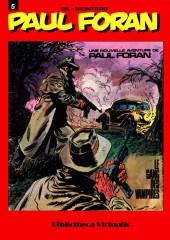 Paul Foran (édition pirate) -5- Le gang des vampires