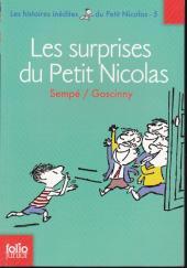 Le petit Nicolas -10 - Les surprises du Petit Nicolas