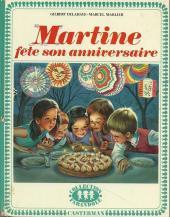 Martine -19- Martine fête son anniversaire