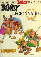 Astérix -10a1972- Astérix Légionnaire