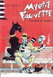 Myrtil Fauvette -1Pub- Paroles de diable...