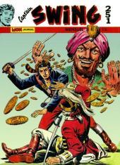 Capt'ain Swing! (1re série) -251- Les marabouts du Maharajah
