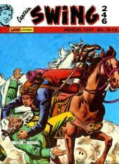 Capt'ain Swing! (1re série) -246- Le chariot de la mort