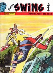 Capt'ain Swing! (1re série) -244- Le prix de l'honneur