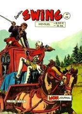 Capt'ain Swing! (1re série) -238- La fumée des iroquois