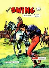 Capt'ain Swing! (1re série) -234- Le valet de pique