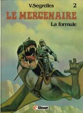 Le mercenaire -2a84- La formule