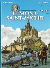 Jhen (Les voyages de) -13- Le Mont-Saint-Michel