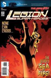 Legion of Super-Heroes (2011) -7- Phoenix rising