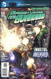 Green Lantern: New Guardians (DC Comics - 2011) -7- Invictus