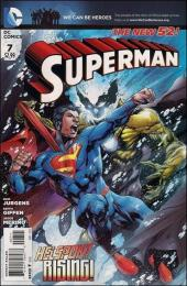 Superman (2011) -7- To hell and back