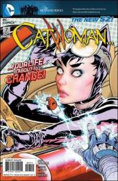Catwoman (2011) -7- But there's no harm taking a good hard look