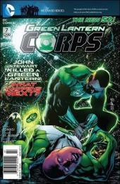 Green Lantern Corps (2011) -7- Rendering honor