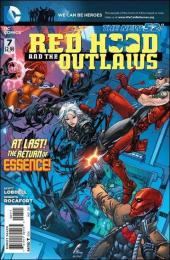 Red Hood and the Outlaws (2011) -7- I Found That Essence Rare... and Deadly