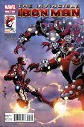 Invincible Iron Man (2008) -514- Demon part 5 : melt