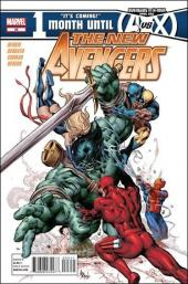 New Avengers (The) (2010) -23- The new dark Avengers versus Skaar son of hulk