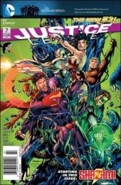 Justice League (2011) -7- The villain's journey prologue