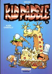 Kid Paddle -5Ind- Alien chantilly
