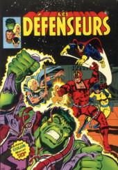 Les défenseurs (1re série - Arédit - Artima Color Marvel Super Star) -1- Les Défenseurs