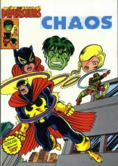 Les défenseurs (1re série - Arédit - Artima Color Marvel Super Star) -2- Chaos