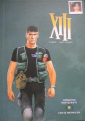 XIII (Le Soir Belgique) -8- Opération Montecristo / L'Or de Maximilien