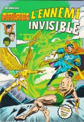 Les défenseurs (1re série - Arédit - Artima Color Marvel Super Star) -4- L'ennemi invisible