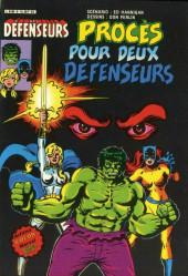 Les défenseurs (1re série - Arédit - Artima Color Marvel Super Star) -6- Procès pour deux Défenseurs