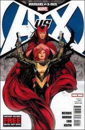 Avengers vs X-Men (2012) -0A- Scarlet Witch / Hope Summers