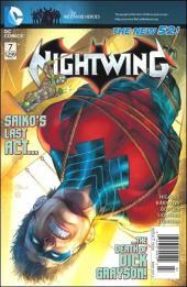 Nightwing (2011) -7- Turning points