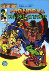 Les défenseurs (1re série - Arédit - Artima Color Marvel Super Star) -7- Mandrill contre-attaque