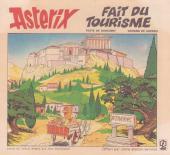 Astérix (Elf) -14- Astérix fait du tourisme