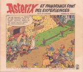 Astérix (Elf) -9- Asterix et Panoramix font des expériences