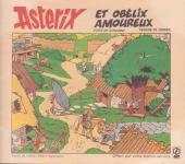 Astérix (Elf) -8- Astérix et Obélix amoureux