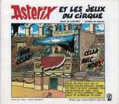 Astérix (Elf) -7- Astérix et les jeux du cirque