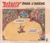 Astérix (Elf) -10- Astérix dans l'arène